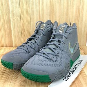 Nike Kyrie 4 Celtics Mens Size 14